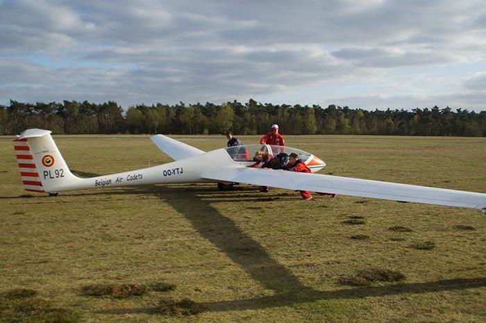 Zweefliegtuig
