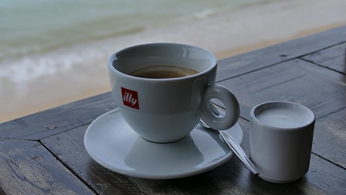 Een lekker kopje koffie