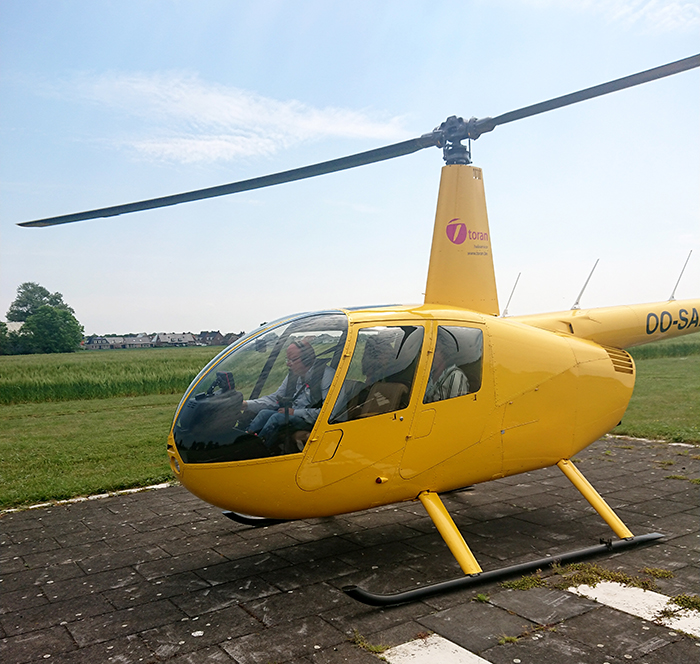 Toran Helikopter