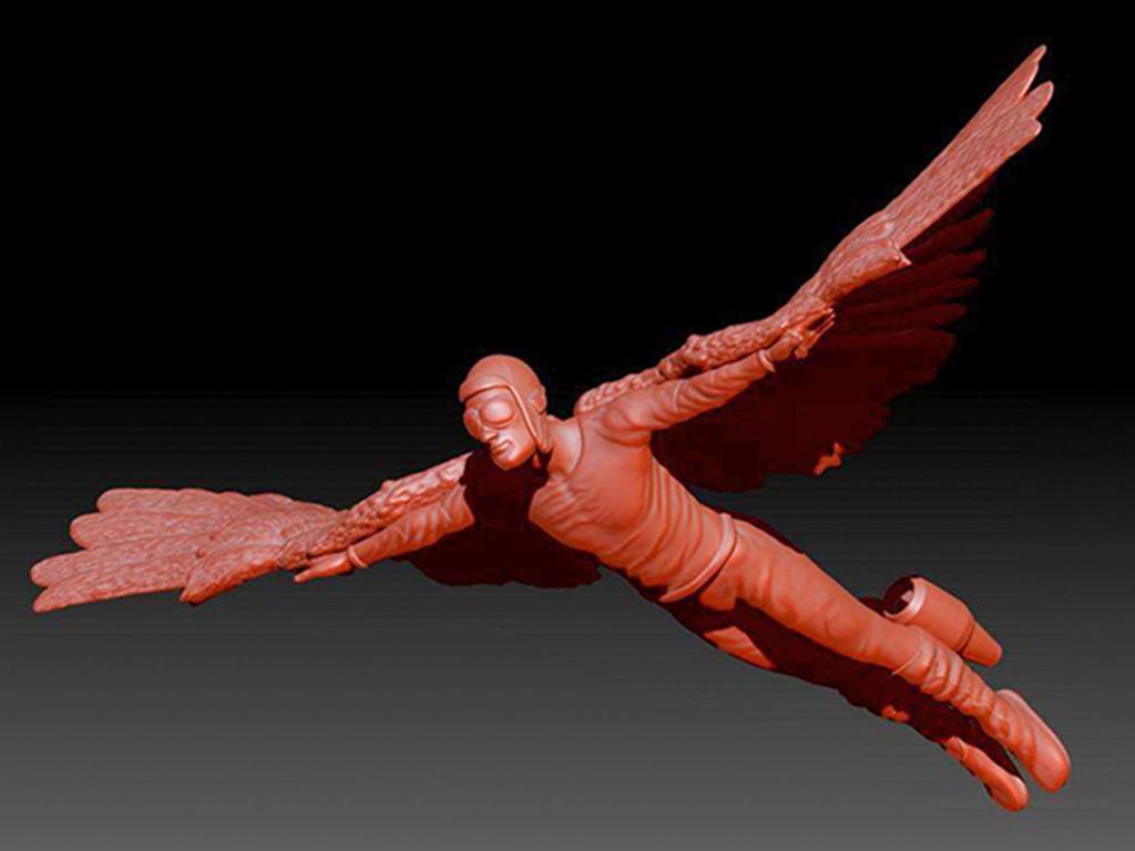 Icarus bronsgieterij rate one