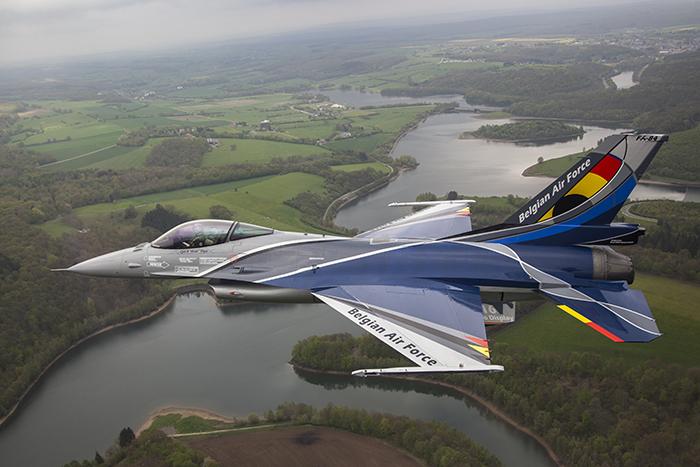 F16 Belgian Air Force