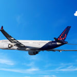 vliegtuig Brussels Airlines