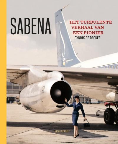 Boek Sabena Cynrik De Decker