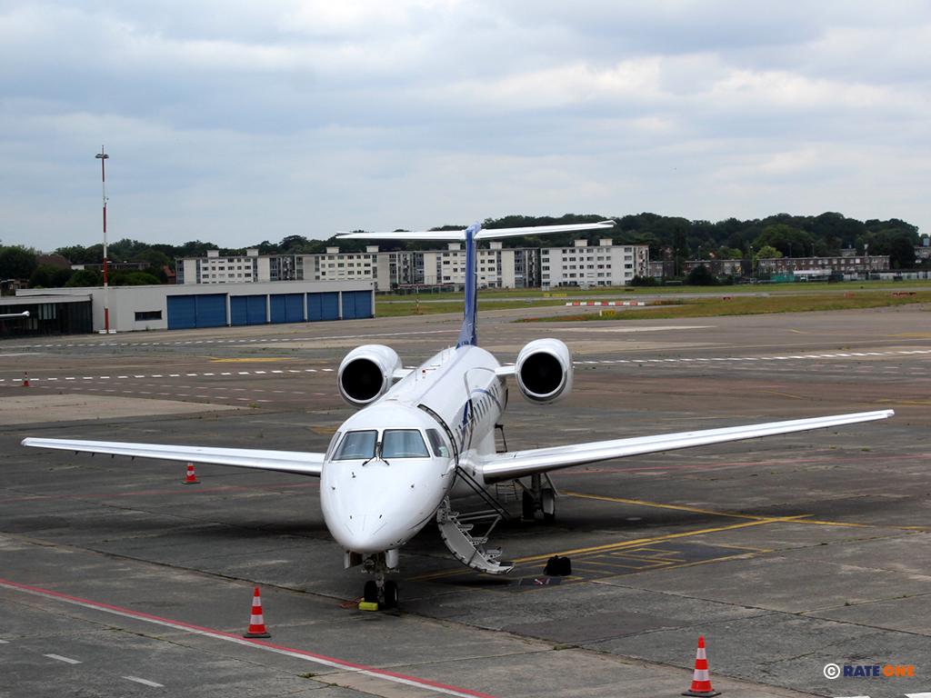 Embraer vliegtuig jet ASL Group