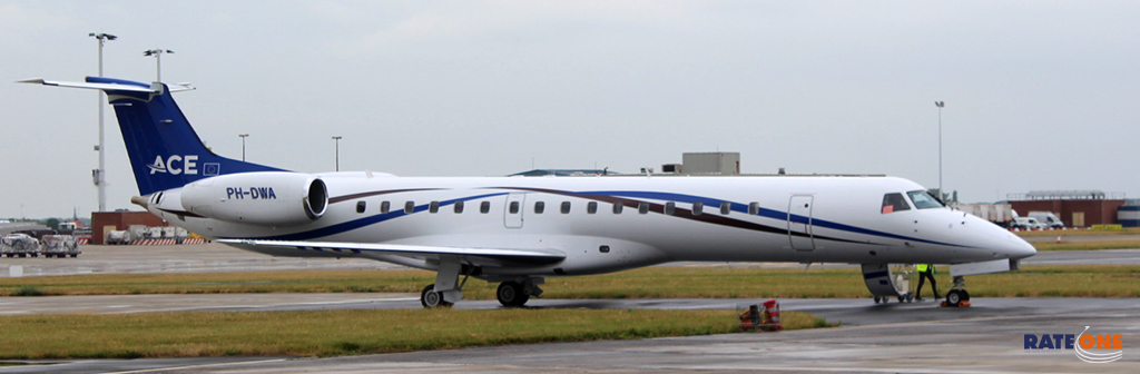 PH-DWA Embraer Jet