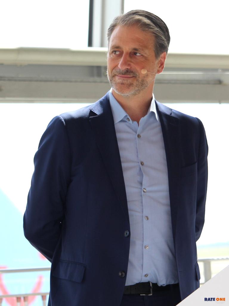 Thibauld Jongen, CEO van SABCA