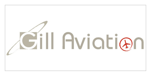 Gill Aviation logo