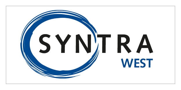 Syntra West logo