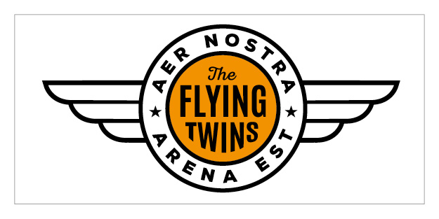 The Flying Twins webshop