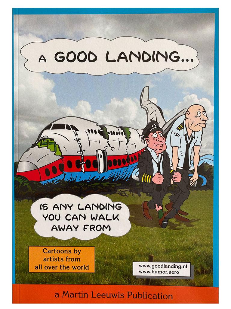 Boek A good landing