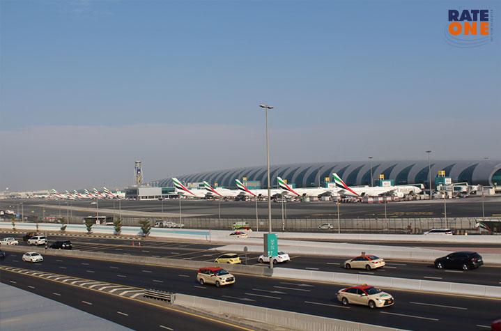 Dubai Airport 2019
