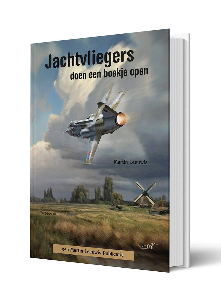 Cover boek jachtvliegers...