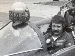 Piloot Martin Leeuwis