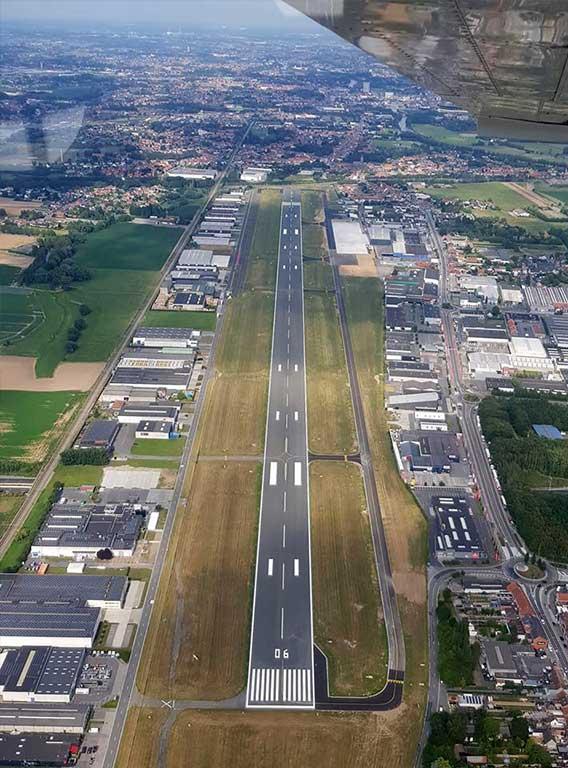 Runway Kortrijk Wevelgem