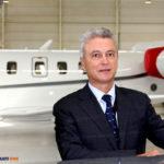Oprichter FlyingGroup Bernard Van Milders