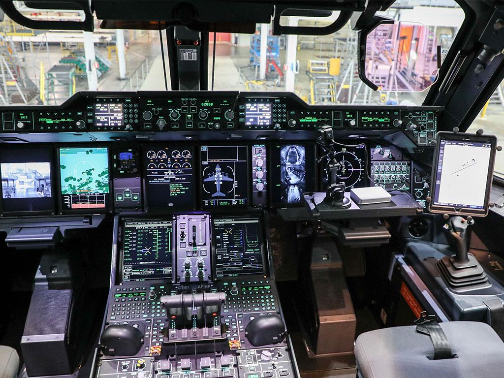 Cockpit-A400M