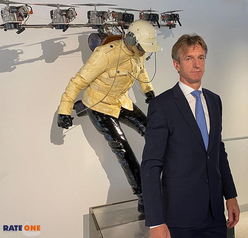 CEO Johan Van Lokeren