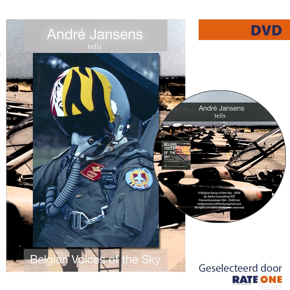 DVD André Jansens