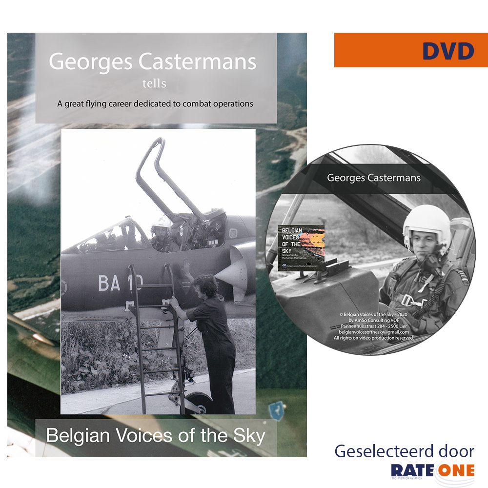 Georges Castermans DVD