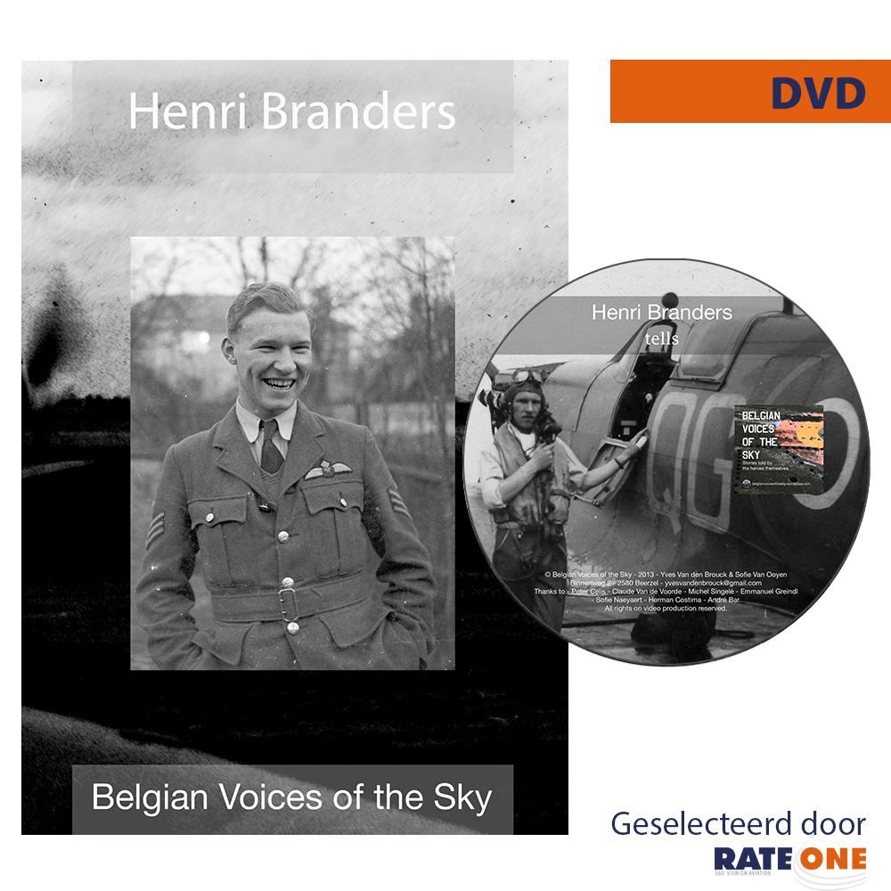 DVD Henri Branders