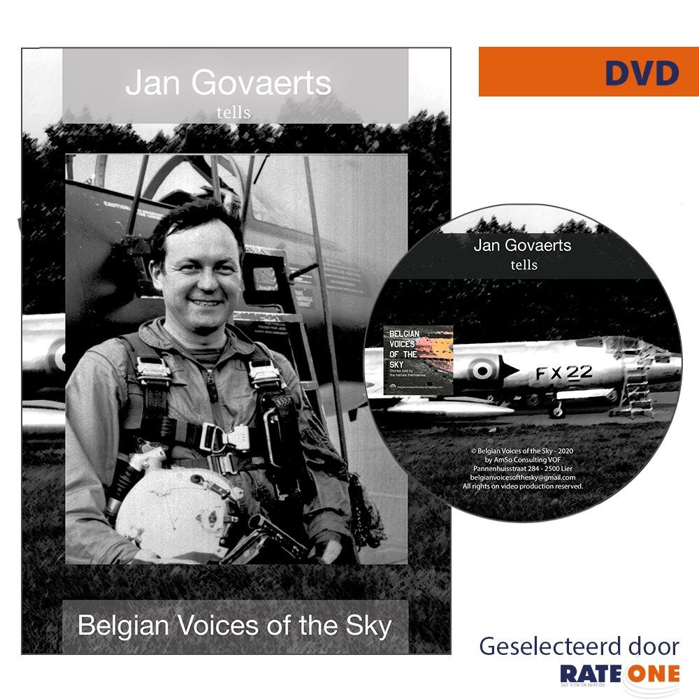 DVD Jan Govaerts