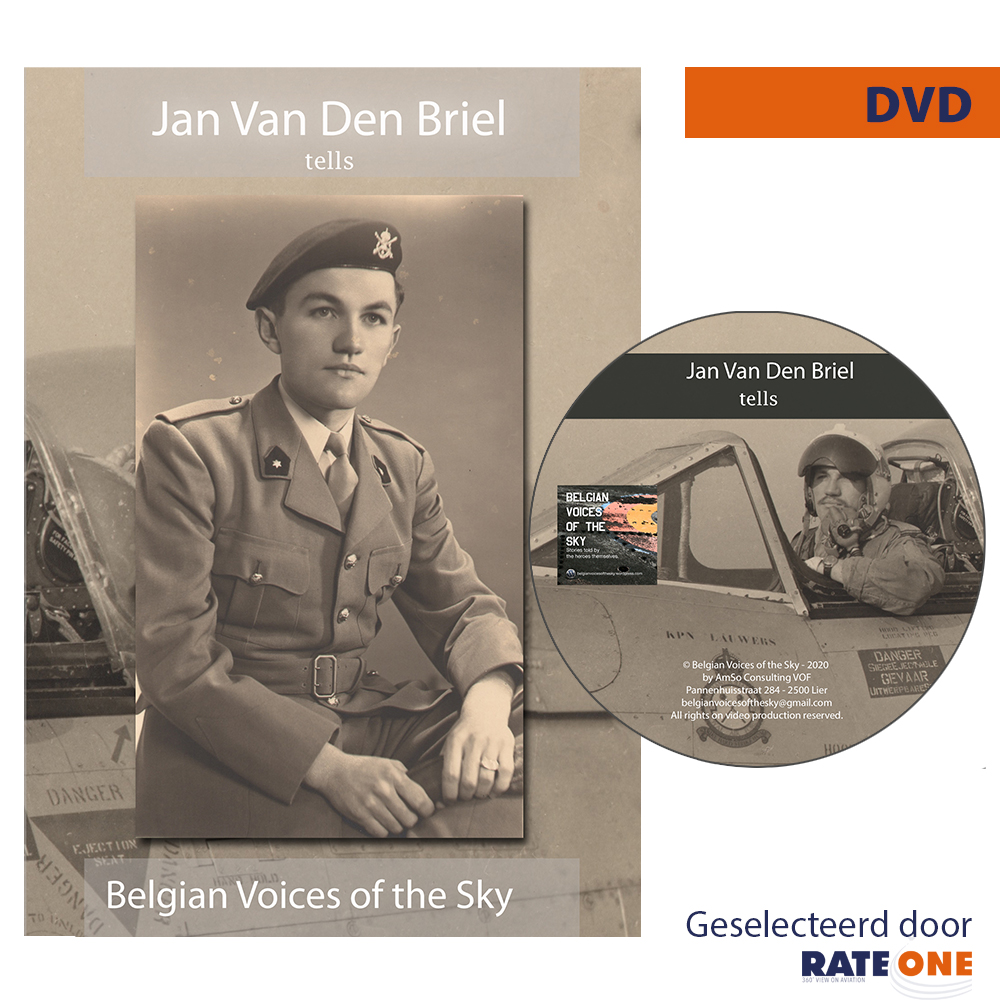 DVD Jan Van Den Briel