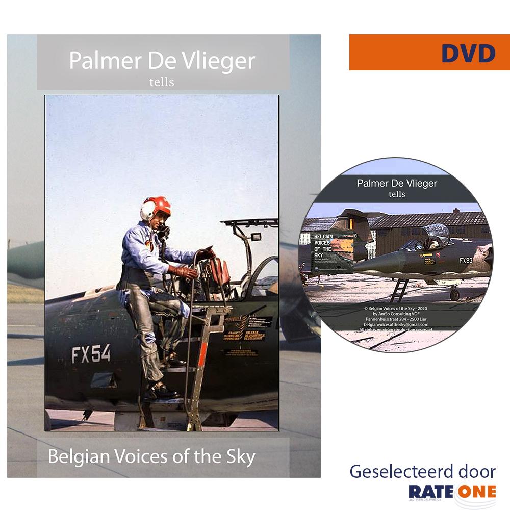 DVD Palmer De Vlieger