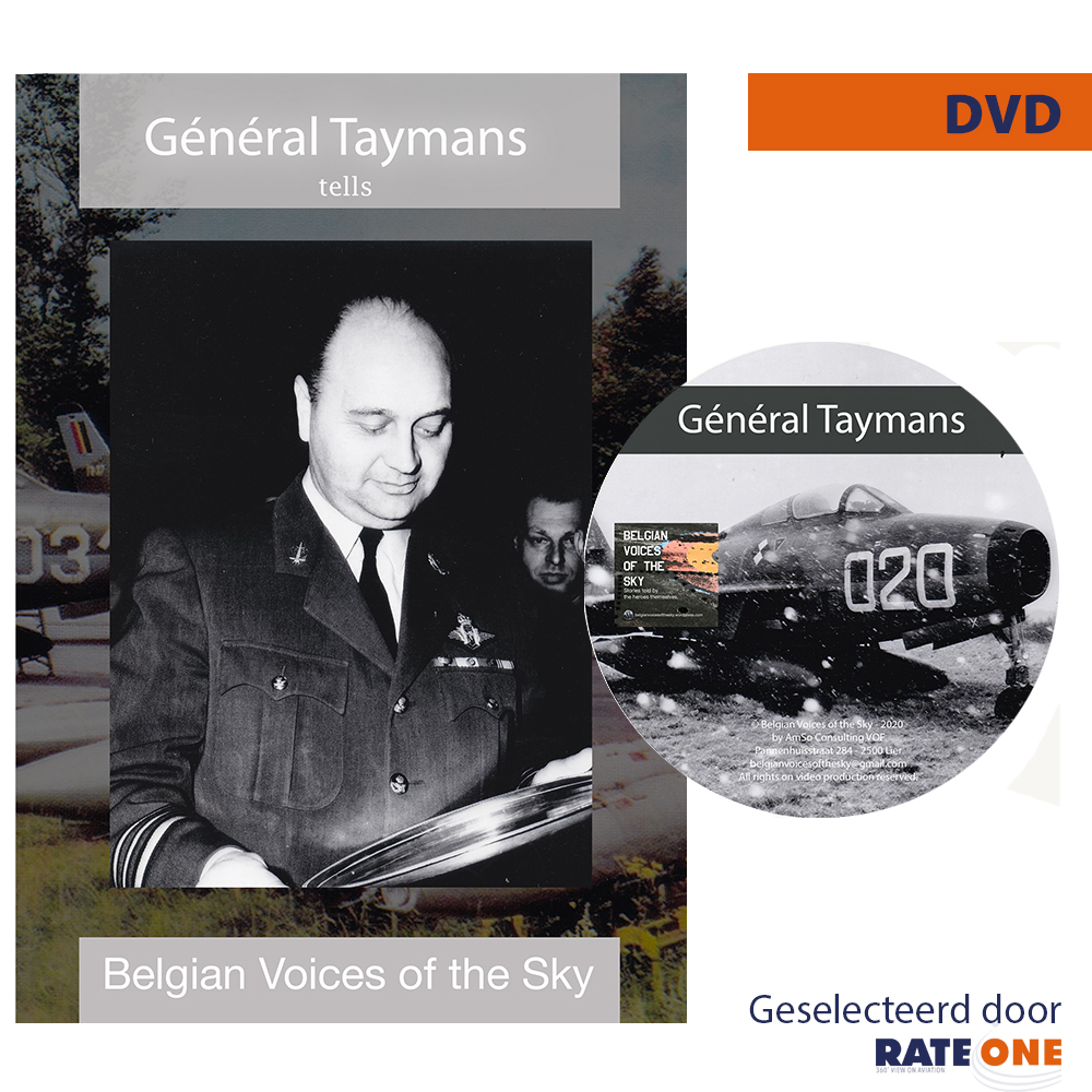 Roger Taymans DVD