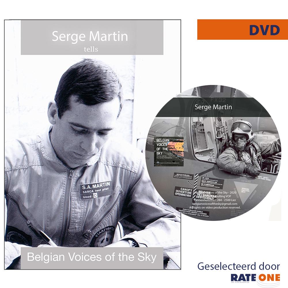 Serge Martin DVD