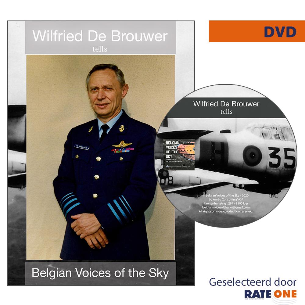 DVD Wilfried De Brouwer