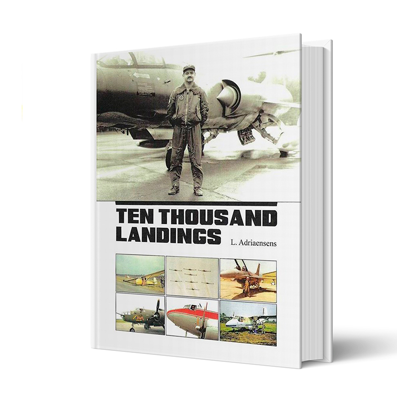 Cover Ten Thousand Landings