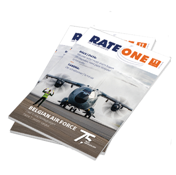 Cover RateOne editie 11