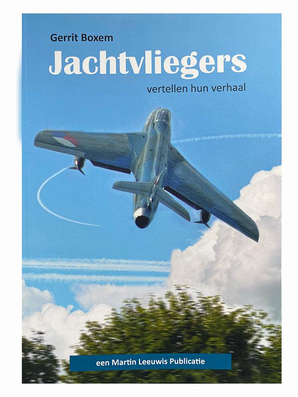 Cover boek jachtvliegers