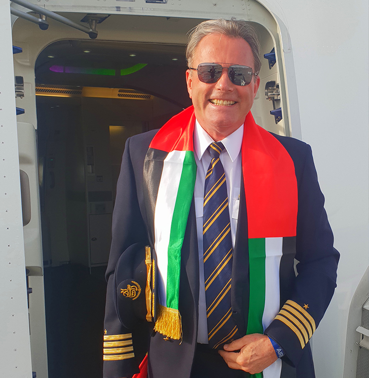 Captain Patrick De Roeck