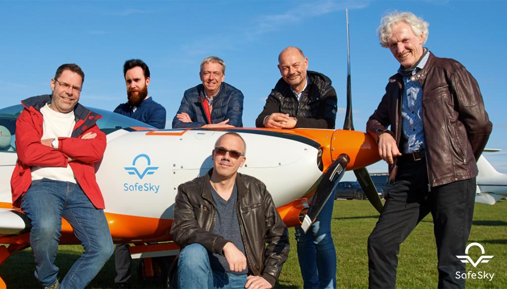 Oprichters SafeSky