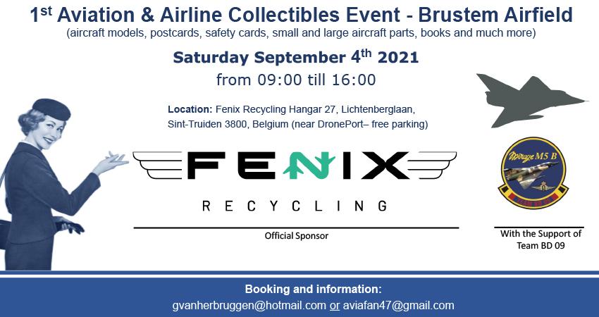 Affiche Aviation Event