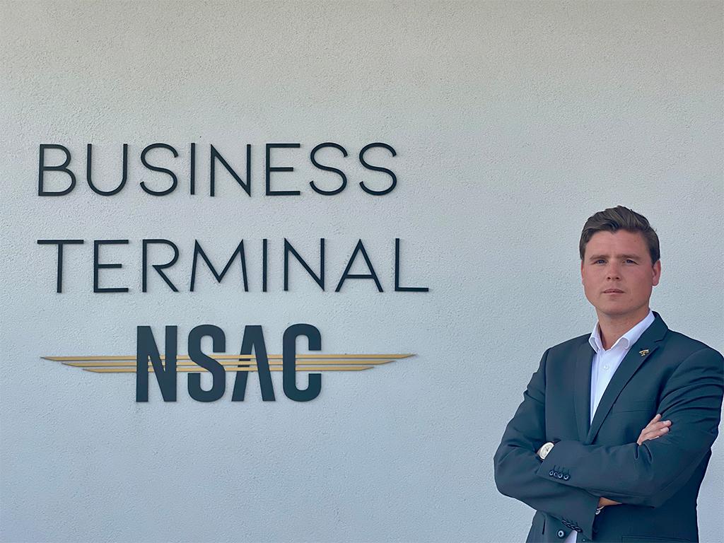 Erik Vermeersch manager NSAC