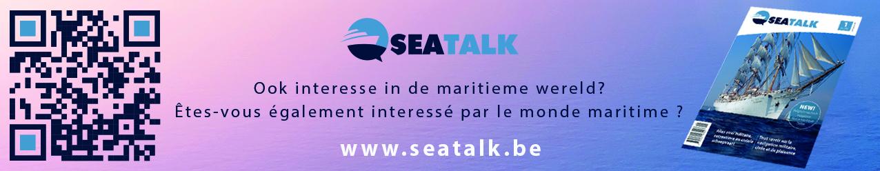 SeaTalk: Belgisch maritiem magazine