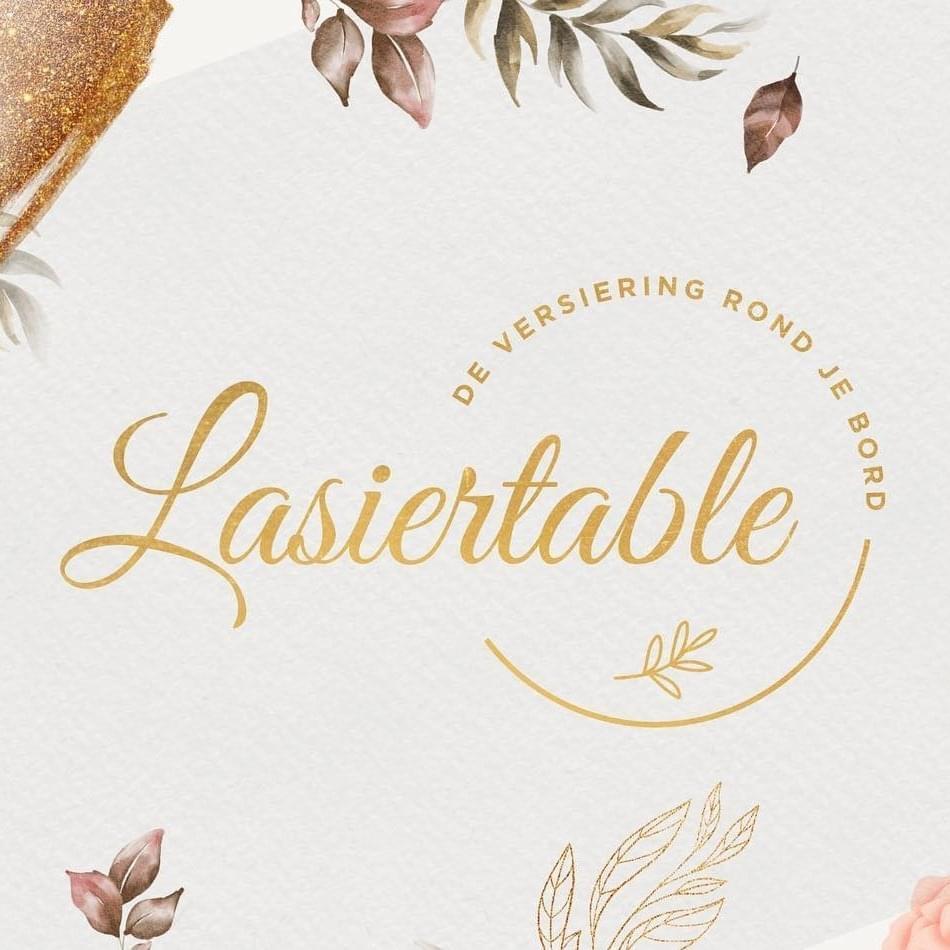 Lasiertable logo
