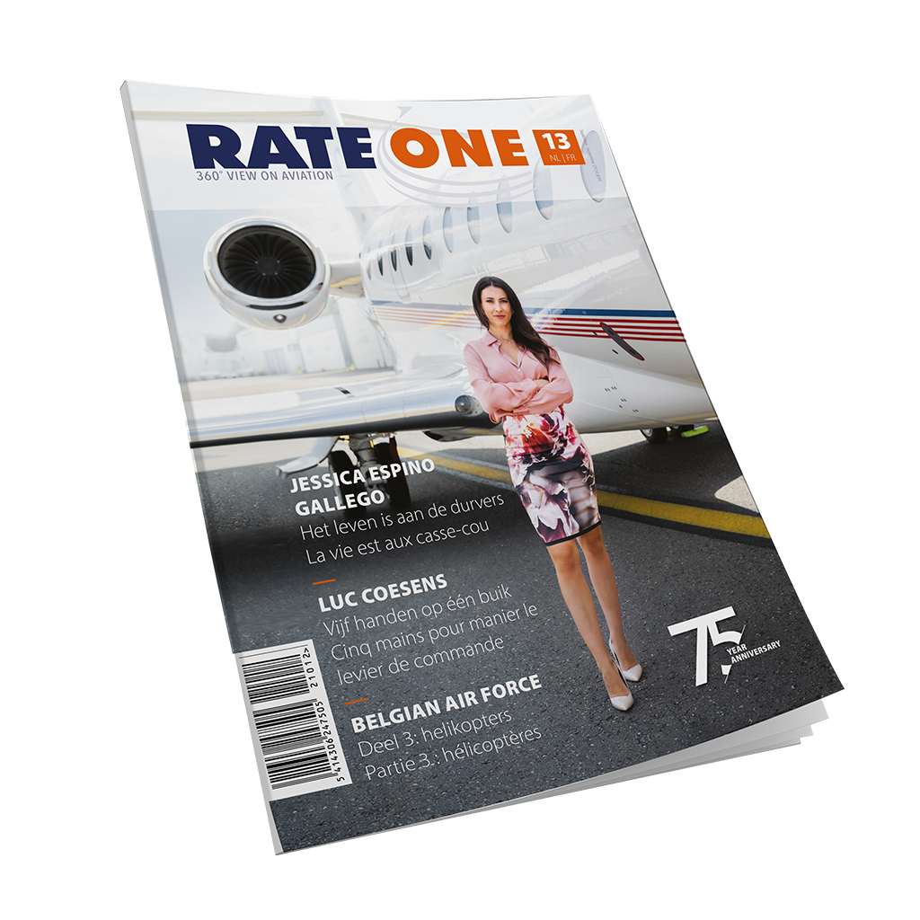 cover RateOne 13
