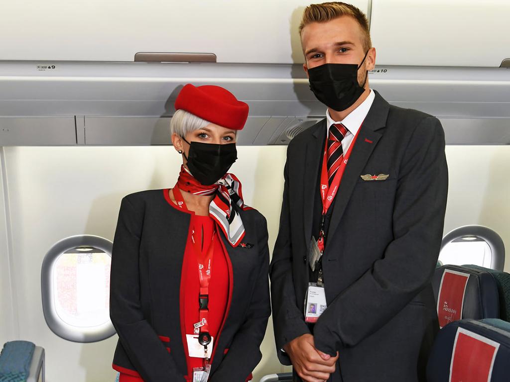 Cabinepersoneel Air Belgium